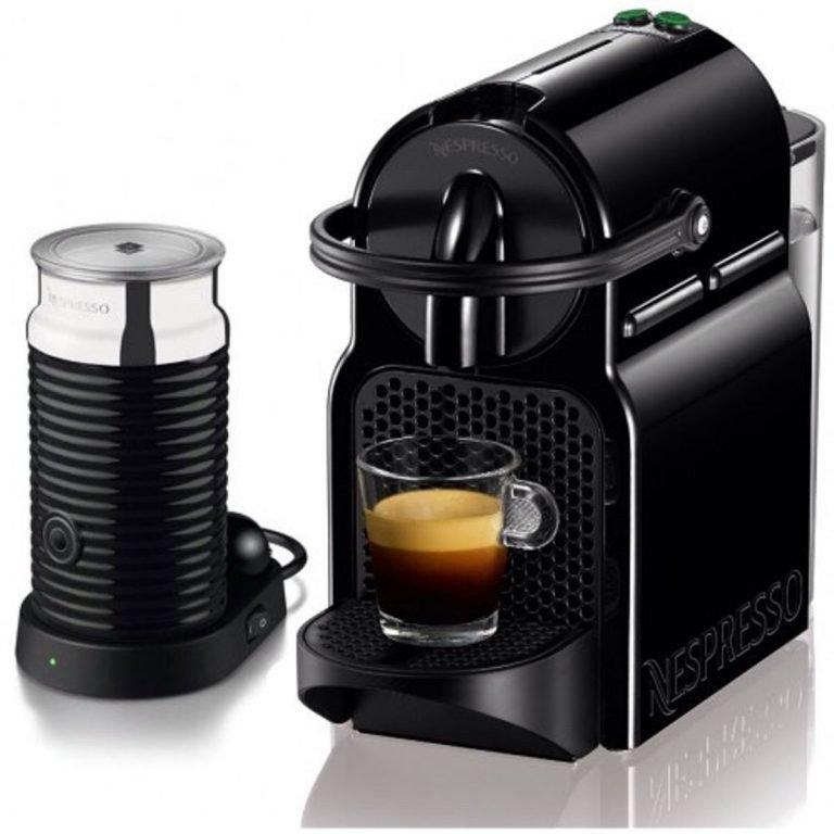 nespresso inissia سعر آلة صنع قهوة نسبريسو اينسيا ساكو وطريقة استخدامها وانواعها ومميزات وعيوب الآلة