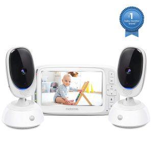 كاميرا مراقبة الطفل Motorola Baby Monitor Comfort75-2