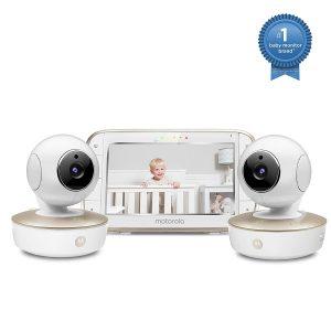 motorola mbp50-g2 video baby monitor جهاز مراقبة الطفل