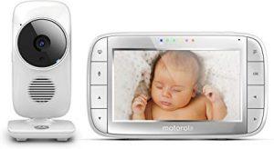 motorola mbp50 baby monitor لمراقبة الاطفال الرضع عن بعد