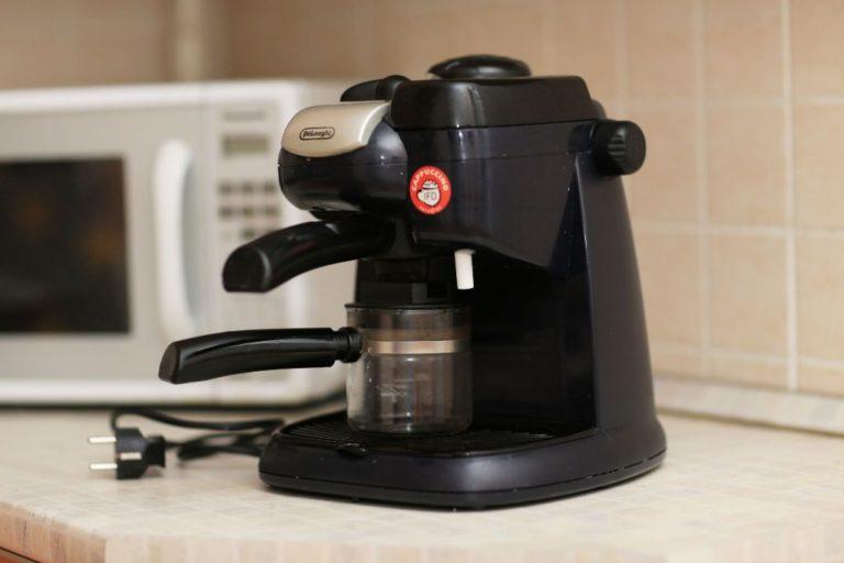 سعر ومميزات وعيوب ماكينة صنع القهوة ديلونجي ec9 وطريقة استخدامها