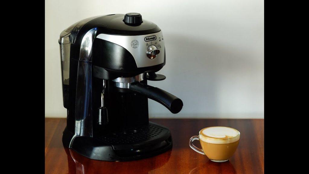 سعر ماكينة القهوة ديلونجي EC9 لتحضير القهوة والكابتشينو بالبخار