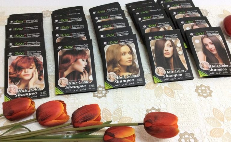 شامبو تلوين الشعر dexe سعر ومواصفات وطريقة الاستخدام