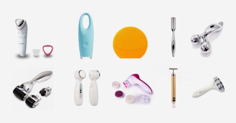 انواع جهاز مساج الوجه واسعاره