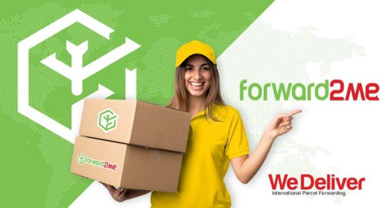 مميزات وعيوب موقع forward2me شركة تجميع الشحنات في بريطانيا مع التجارب
