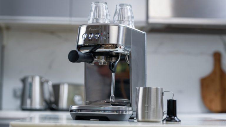 ماكينة بريفيل بامبينو بلس آلة اسبريسو breville espresso bambino plus سعر ومواصفات