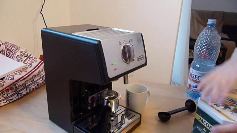 سعر ماكينة قهوة ديلونجي ecp35 31 آلة اسبريسو ومواصفات وعيوب