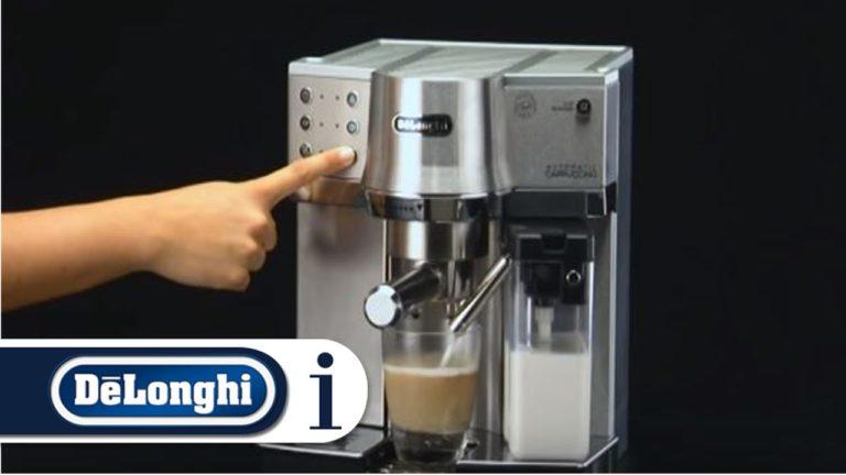 سعر ماكينة ديلونجي ec860 delonghi الة قهوة اسبريسو وكبتشينو ومواصفات وعيوب