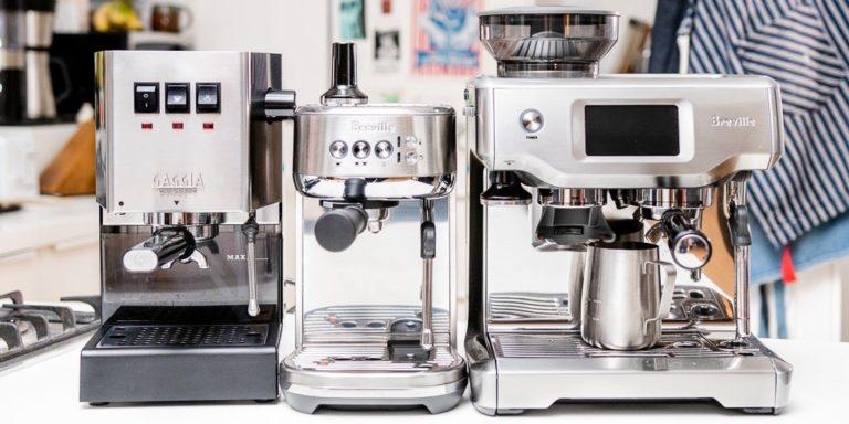 الة القهوة بريفيل: أفضل 5 انواع من مكائن بريفل للاسبريسو