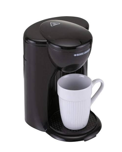 ماكينة تحضير القهوة بلاك أند ديكر DCM25_B5