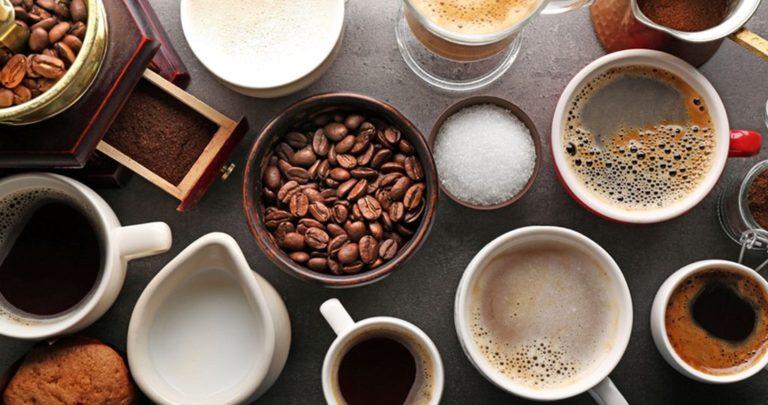 نوع البن المستخدم في ماكينة القهوة