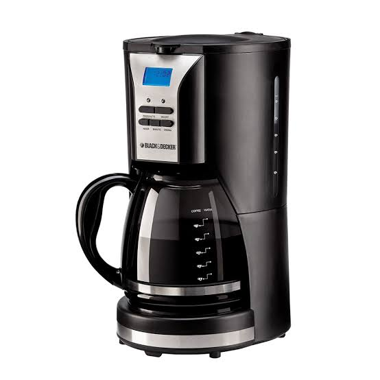 ماكينة تحضير القهوة بلاك اند ديكر DCM90_B5