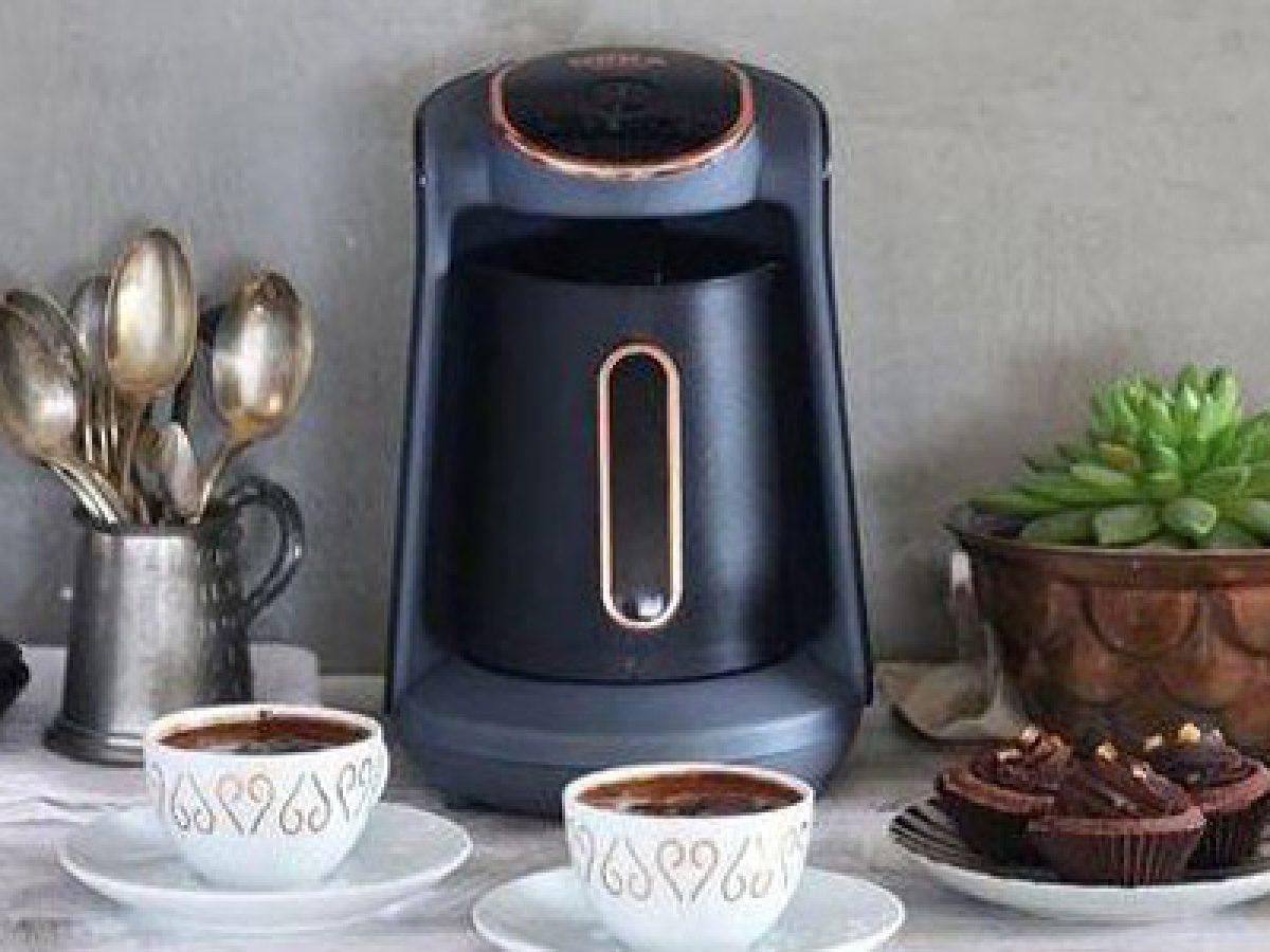 افضل الة قهوة تركي Turkish coffee maker
