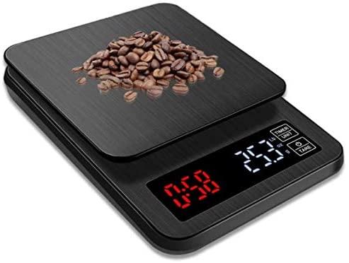افضل ميزان قهوة الكتروني ذكي: هاريو، برويستا، ERAVSOW، اوتري
