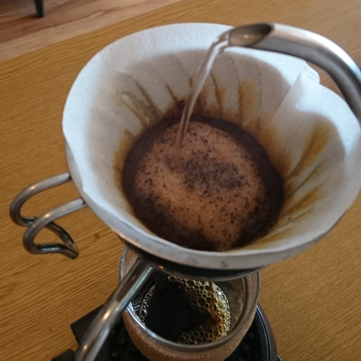 القهوه المقطره