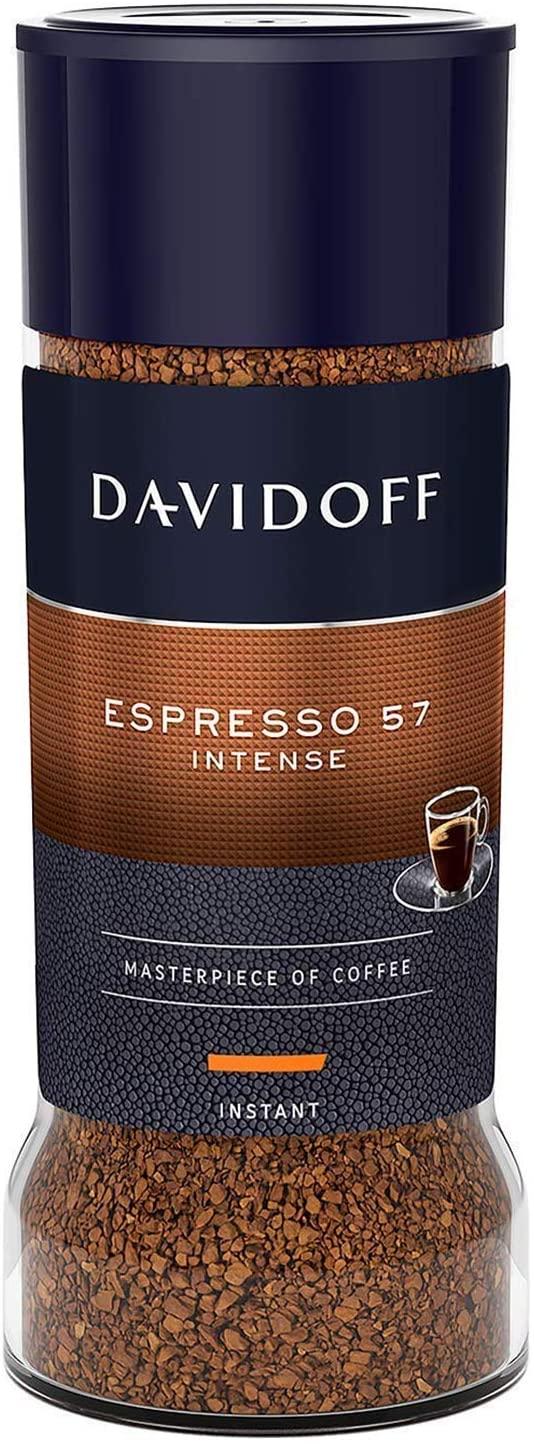 سعر دافيدوف كافيه جراندي كوفي قهوة اسبريسو 57 - 100 g