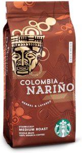 قهوة ستاربکس كولومبيا نارينو