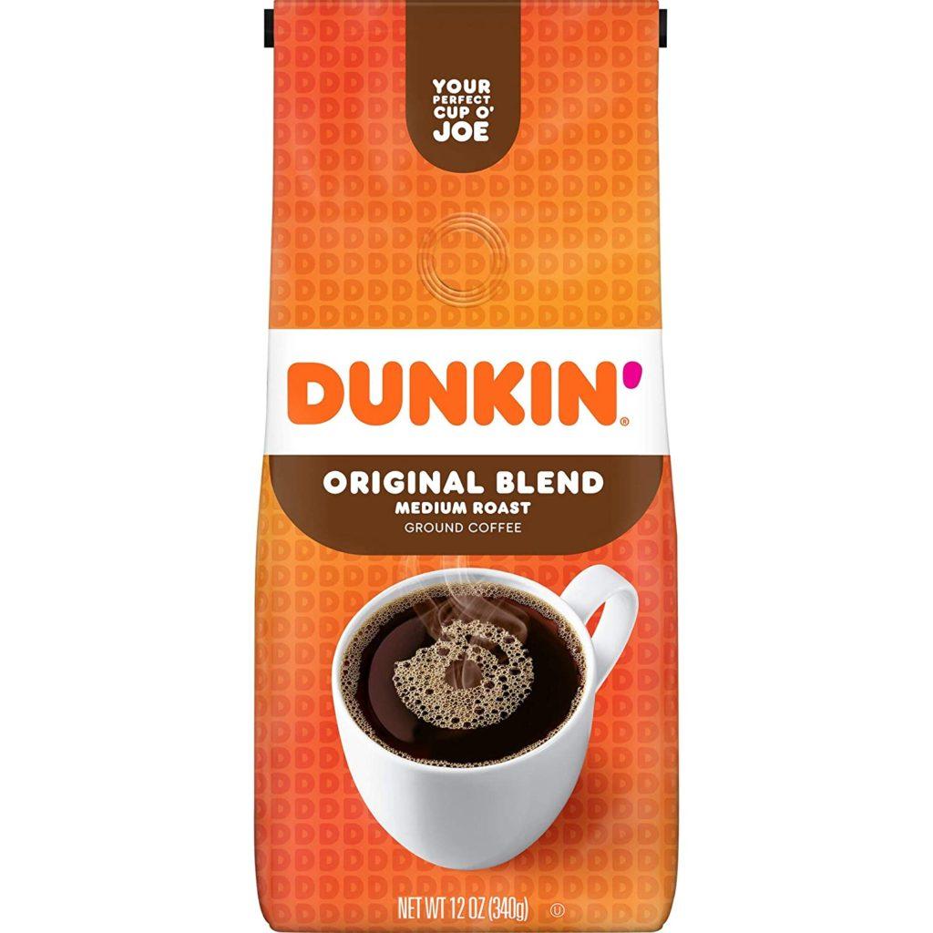 قهوة كولومبية دانكن
