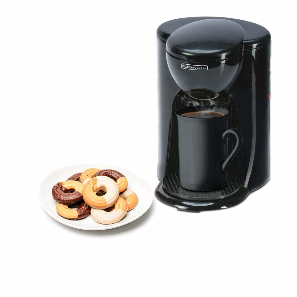 ماكينة قهوة بالتقطير بلاك اند ديكر