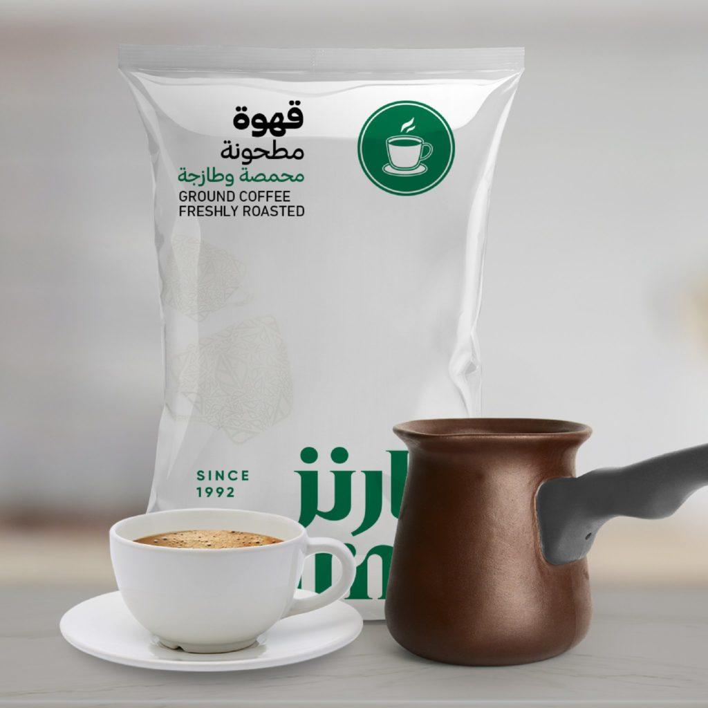قهوة فرنسية بارنيز
