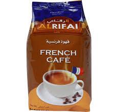 قهوة فرنسية بالبندق الرفاعي