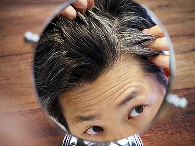 أنواع كريم علاج الشعر الأبيض واسعاره وطرق إخفاء الشيب