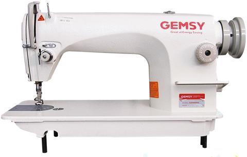 GEMSY INDUSTRIAL MACHINE ماكينة خياطة جمسي صناعية