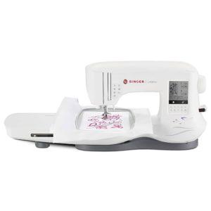 ماكينة الخياطة والتطريز سنجر ليجاسي ™ SE300