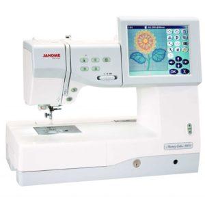 ماكينة جانومي خياطة, تطريز و خياطة اللحف – MC11000