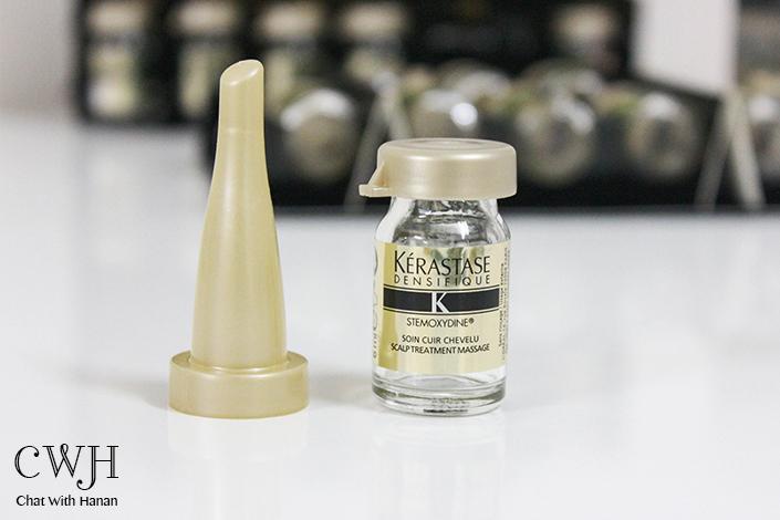 تجارب وأنواع أمبولات كريستاس لتساقط الشعر وطريقة الاستخدام