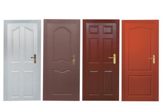 الفرق بين أبواب pvc و أبواب wpc وعيوب ومميزات كل نوع